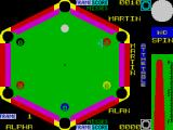 Angleball ZX Spectrum Now on for the 2 ball