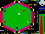 Angle Ball ZX Spectrum Missed it