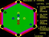 Angleball ZX Spectrum The table layout editor