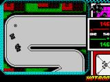 Hot Rod ZX Spectrum On the turn