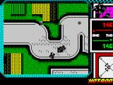 Hot Rod ZX Spectrum Slippery bit