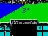 Biggles ZX Spectrum Turning