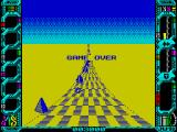 Eliminator ZX Spectrum Game over