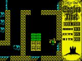Into the Eagle's Nest ZX Spectrum Bonuses to collect