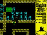Into the Eagle's Nest ZX Spectrum Tough section