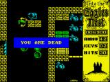 Into the Eagle's Nest ZX Spectrum Oh dear