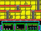 Future Knight ZX Spectrum Game start