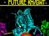 Future Knight ZX Spectrum Loading screen