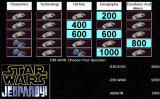 Star Wars: Jeopardy! Windows Well into round 2