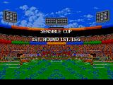 International Sensible Soccer Genesis Ready to play