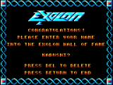 Exolon Amstrad CPC Hall of Fame