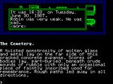 Mindfighter ZX Spectrum Character status page
