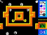 I Ball II ZX Spectrum Need to wait for barriers to drop here