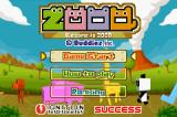 Zoo Keeper Game Boy Advance Main Menu
