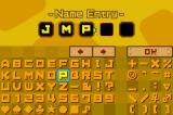 Zoo Keeper Game Boy Advance Enter your name