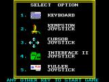 Hijack ZX Spectrum Control options