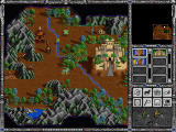 Heroes of Might and Magic II: The Price of Loyalty Windows First mission in the Price of Loyalty campaign.