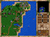 Heroes of Might and Magic II: The Price of Loyalty Windows Wizard's Isle campaign.