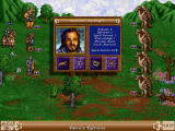 Heroes of Might and Magic II: The Price of Loyalty Windows Gallavant - one of a new heroes.