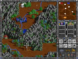 Heroes of Might and Magic II: The Price of Loyalty Windows New building - Water Summoning Altar.