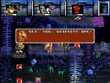 Norse by Norse West: The Return of the Lost Vikings DOS Sometimes the vikings will be replaced by other heroes, like Fang the Werewolf.
