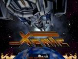 Xenic Windows Title screen