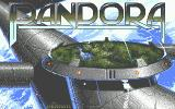Pandora Atari ST Loading screen