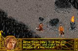 The Lord of the Rings: The Two Towers Game Boy Advance Frodo and Sam in Emyn Muil