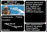 Where in the World is Carmen Sandiego? Apple II Flying to Bangkok