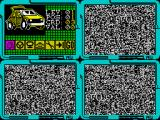 Rally Cross Challenge ZX Spectrum Car upgrades for each player