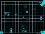 Dive Bomber ZX Spectrum Tactical view