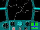 Dive Bomber ZX Spectrum Crashed