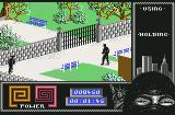 Last Ninja 2: Back with a Vengeance Commodore 64 You'll need a key to open this gate.