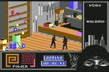 Last Ninja 2: Back with a Vengeance Commodore 64 Beat the evil ninja and take sword from the wall.