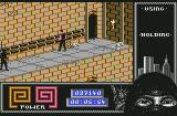 Last Ninja 2: Back with a Vengeance Commodore 64 Third level - The sewers.
