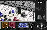 Last Ninja 2: Back with a Vengeance Commodore 64 The warehouse.