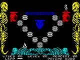 Soul of a Robot ZX Spectrum Screen 2