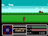Psychic World SEGA Master System Running on the prairie