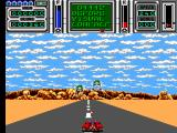 Fire & Forget II SEGA Master System Jumping nasties