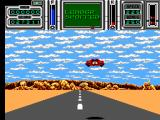 Fire & Forget II SEGA Master System Taking off