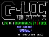 G-Loc Air Battle SEGA Master System Are you an arcade or sim fan?