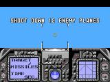 G-Loc Air Battle SEGA Master System Easy mission!