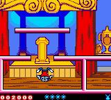 Tiny Toon Adventures: Buster Saves the Day Game Boy Color When you've destroyed all the enemies in a stage, Buster will treat you to his victory dance