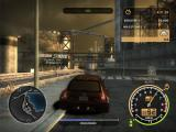 Need for Speed: Most Wanted (Black Edition) Windows My Renault Clio rushing in the streets at 200 Kmph.