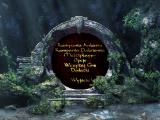 Sacred: Underworld Windows The most beautiful graphic - the title screen