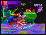 Christmas NiGHTS into Dreams... SEGA Saturn Christmas NiGHTS Boss