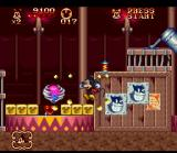 The Great Circus Mystery starring Mickey & Minnie SNES Or use them to break blocks