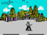 Fist: The Legend Continues ZX Spectrum Players overlapping