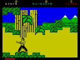 Fist: The Legend Continues ZX Spectrum Starting the main game