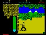 Fist: The Legend Continues ZX Spectrum Through the portal?